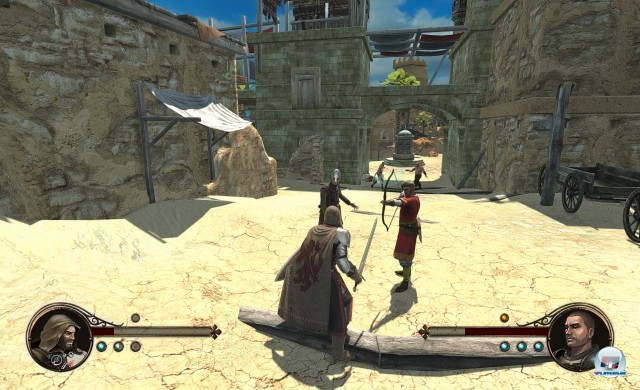 Screenshot - The First Templar (PC) 2220867