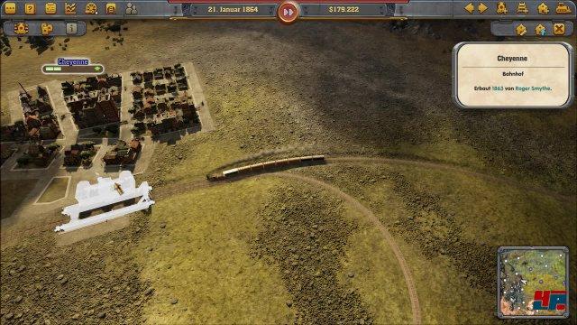 Screenshot - Railway Empire (PC) 92559358