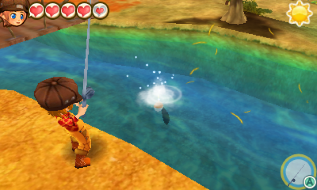 Screenshot - Story of Seasons: Trio of Towns (3DS) 92554162