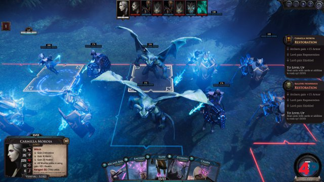 Screenshot - Immortal Realms: Vampire Wars (PC) 92622701