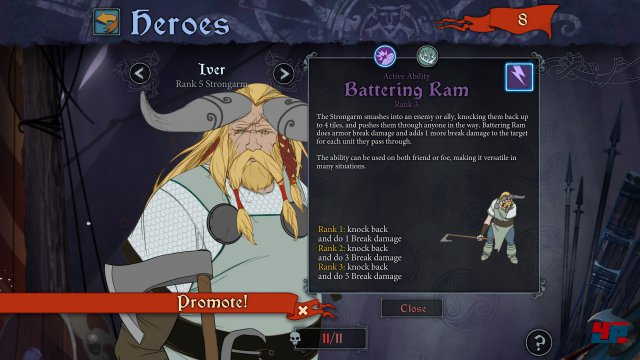 Screenshot - The Banner Saga 2 (PC) 92524971