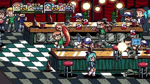 Screenshot - Scott Pilgrim vs. the World: Das Spiel (PS4) 92632631