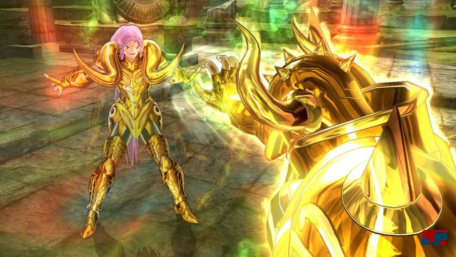 Screenshot - Saint Seiya: Soldiers' Soul (PC) 92505199