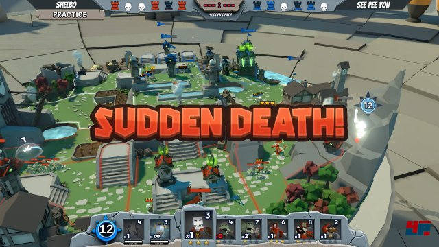 Screenshot - Tabletop Gods (PC)