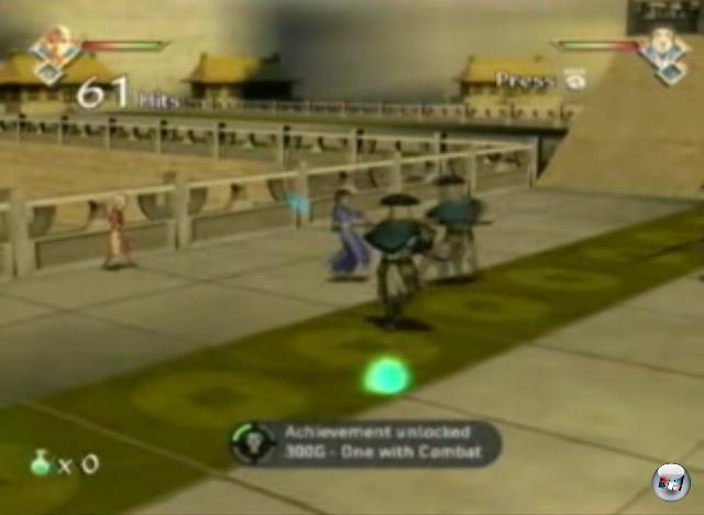 <b>Avatar: Die Erde brennt</b><br><br>Niemand weiß, was sich die Entwickler bei den Avatar-Achievements gedacht haben. Vermutlich waren sie sich der bestenfalls schlaffen Qualität ihres Produkts bewusst und handelten nach dem Credo »Wenn's schon keiner kaufen wird, dann soll's zumindest jeder mal ausleihen!«. Und so fand der Avatar nie seinen Weg in irgendeine Top Ten-Verkaufsliste, aber gespielt dürften ihn die meisten 360-Besitzer schon mal: Intro überspringen, im Tutorial nach links gehen und eine Minute lang auf die B-Taste hämmern (unterbrochen von einer kurzen Laber-Sequenz) - und schon habt ihr die für die jeweiligen Achievements nötigen Kombos 10, 20, 30, 40 und 50 zusammen, was summa summarum 1000 Punkte aufs Konto hievt. Ein Witz. In so vieler Hinsicht. 1783473