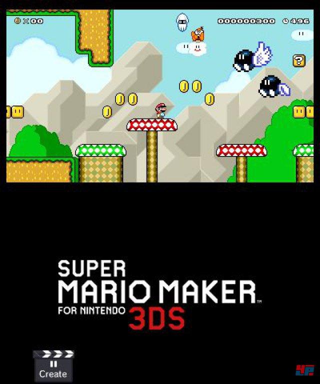 Screenshot - Super Mario Maker (3DS) 92537091