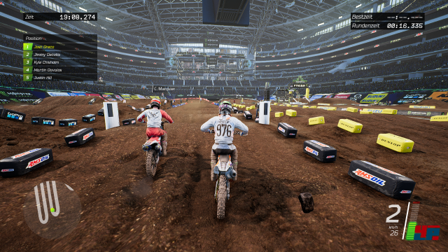 Screenshot - Monster Energy Supercross - The Official Videogame (PC) 92559949