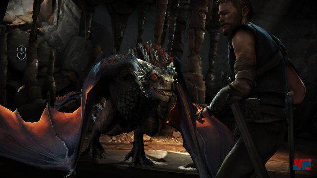 Screenshot - Game of Thrones - Episode 3: The Sword in the Darkness (iPad) 92502846