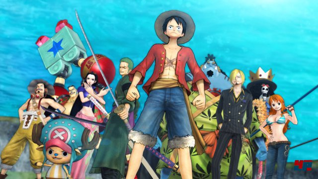 Screenshot - One Piece: Pirate Warriors 3 (PlayStation3) 92496566