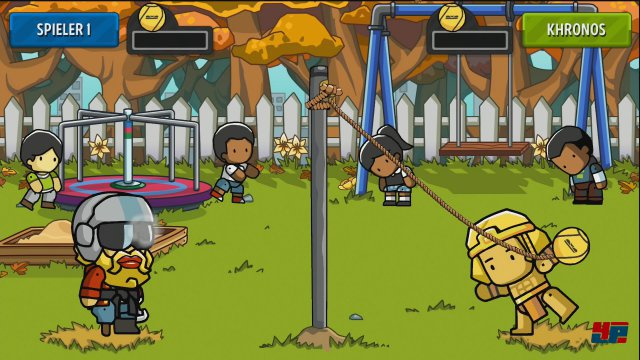 Screenshot - Scribblenauts Showdown (PS4) 92560195