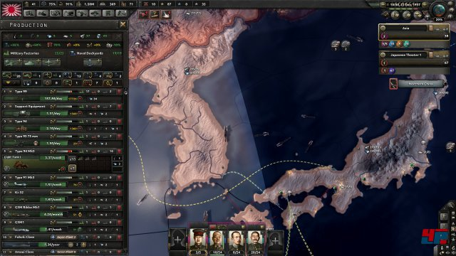 Screenshot - Hearts of Iron 4 (Linux) 92555694