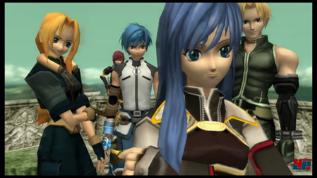 Screenshot - Star Ocean: Till the End of Time (PS4)