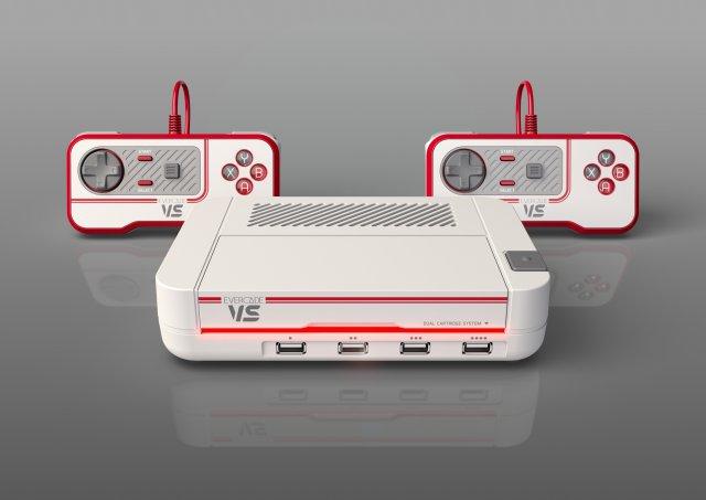 Screenshot - Evercade VS (Spielkultur)