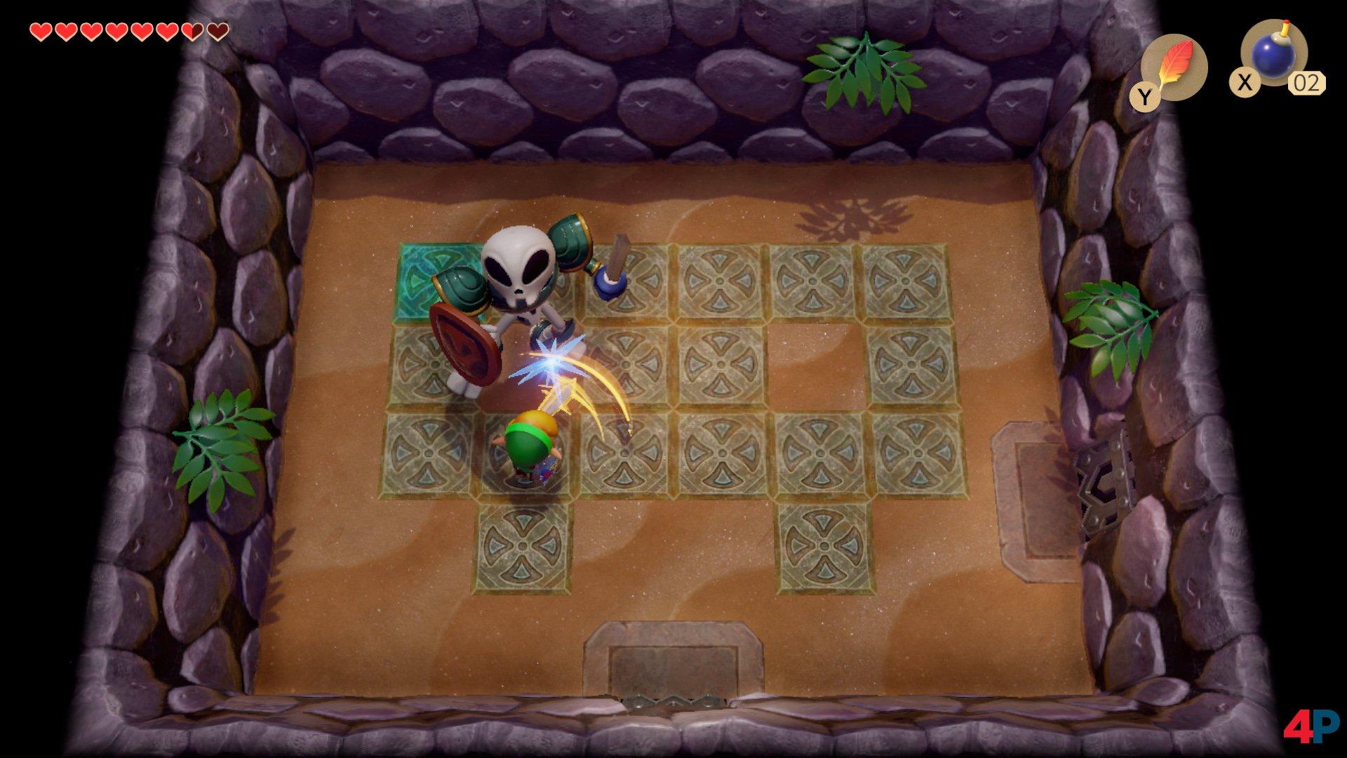 The Legend Of Zelda Links Awakening Die Insel Cocolint Kann Ab