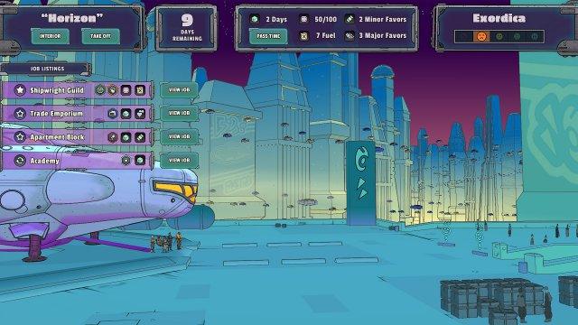 Screenshot - A Long Journey to an Uncertain End (PC) 92635897