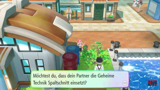 Screenshot - Pokémon: Let's Go, Pikachu! & Let's Go, Evoli! (Switch) 92577612