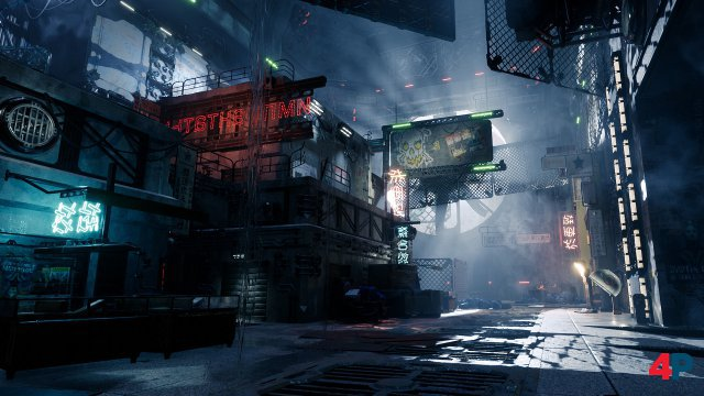 Screenshot - Ghostrunner (PC)