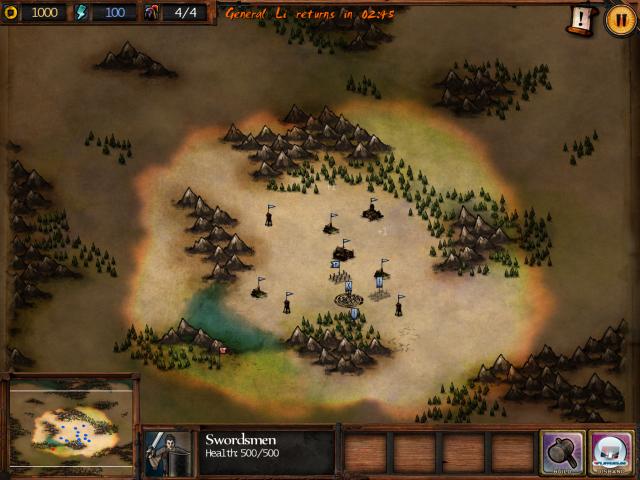 Screenshot - Autumn Dynasty (iPad)