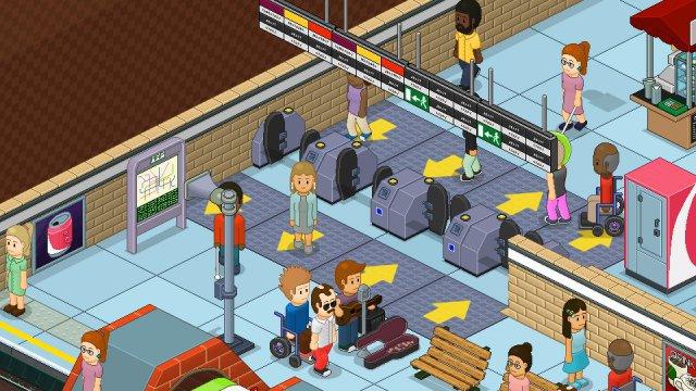 Screenshot - Overcrowd: A Commute 'Em Up (PC) 92625937