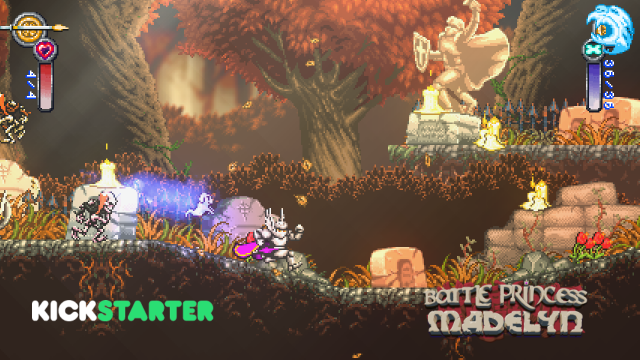 Screenshot - Battle Princess Madelyn (PC)