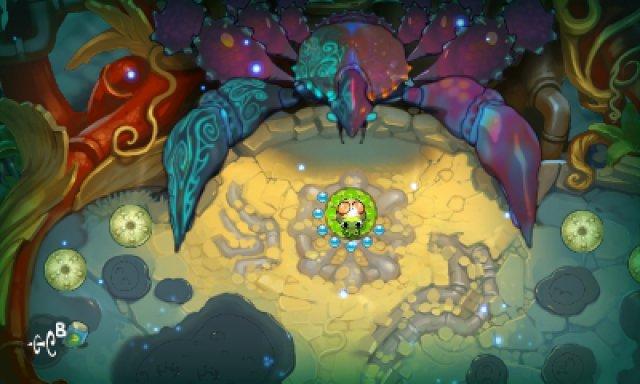 Screenshot - Squids Odyssey (3DS)