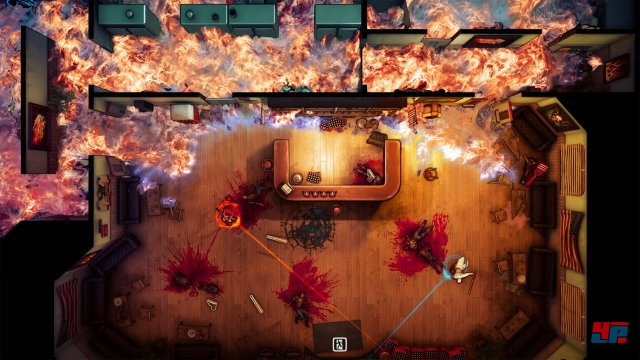 Screenshot - God's Trigger (PC) 92586372