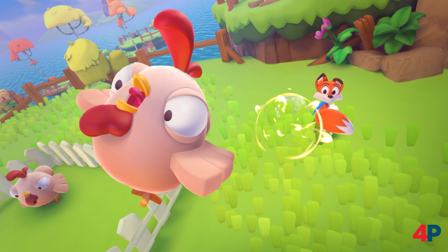 Screenshot - New Super Lucky's Tale (Switch) 92600064