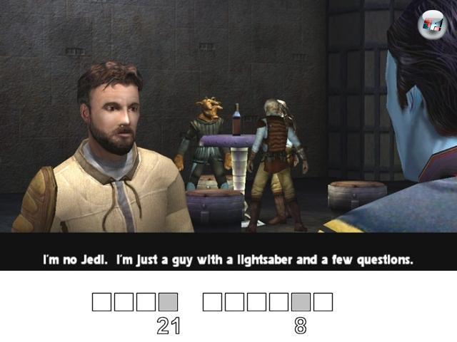 <br><br><b>Wie heißt der Held aus Dark Forces und Jedi Knight?</b> 2171578