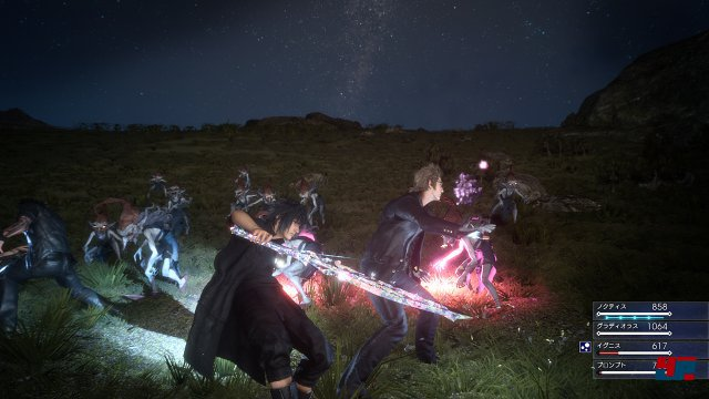 Screenshot - Final Fantasy 15 (PlayStation4) 92500373