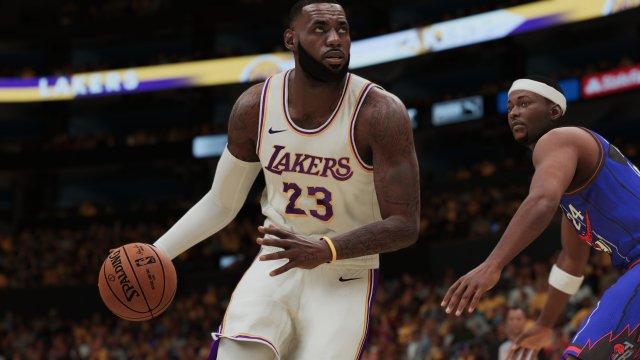 Screenshot - NBA 2K21 (PlayStation5)