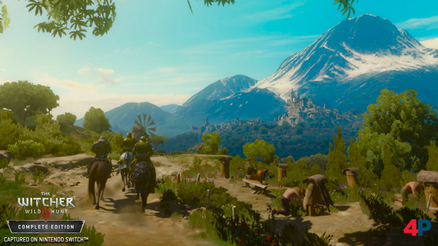 Screenshot - The Witcher 3: Wild Hunt (Switch) 92590129