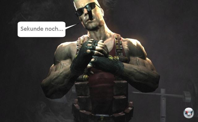 <b>Duke Nukem Forever</b><br><br>Endlich mal wieder eine Erwähnung vom Duke! Hatten wir schon lange nicht mehr. Viel zu lange nicht. 1812658
