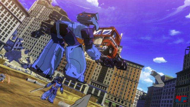 Screenshot - Transformers: Devastation (PC) 92514471