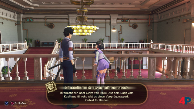 Screenshot - Sakura Wars (PS4) 92612269