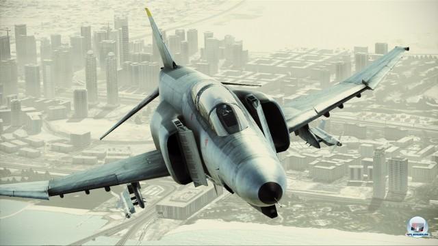 Screenshot - Ace Combat: Assault Horizon (360) 2249092