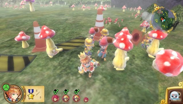 Screenshot - New Little King's Story  (PS_Vita) 2364067