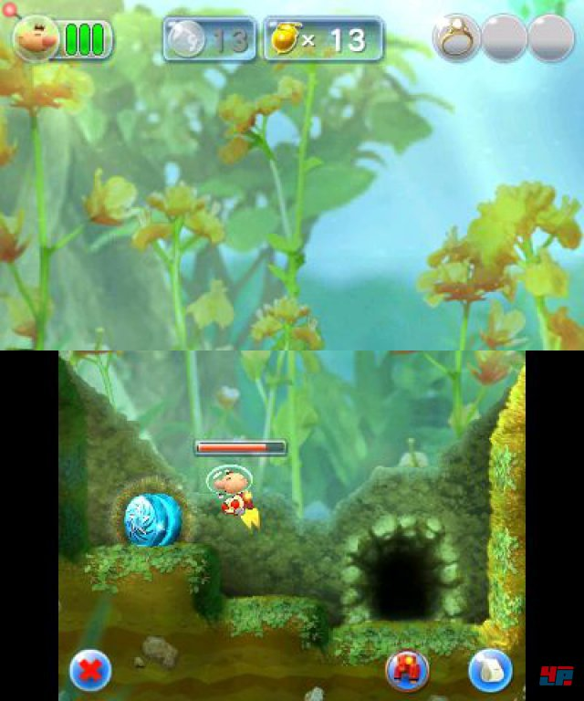 Screenshot - Hey! Pikmin (3DS) 92550141