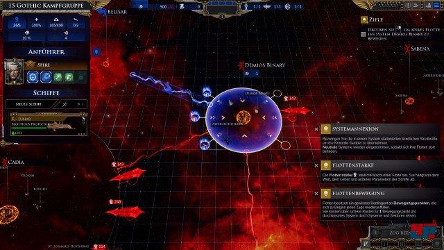 Screenshot - Battlefleet Gothic: Armada 2 (PC)