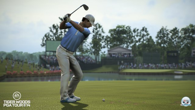 Feinschliff, aber wenig Neues: Tiger Woods PGA Tour bleibt seinen Werten treu.