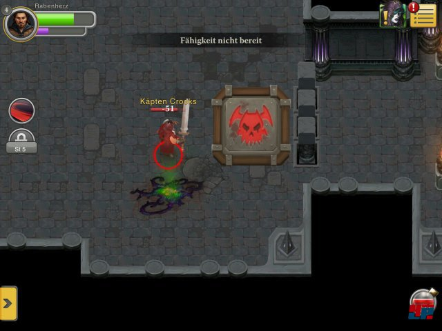 Screenshot - Ultima Forever: Quest for the Avatar (iPad) 92476974