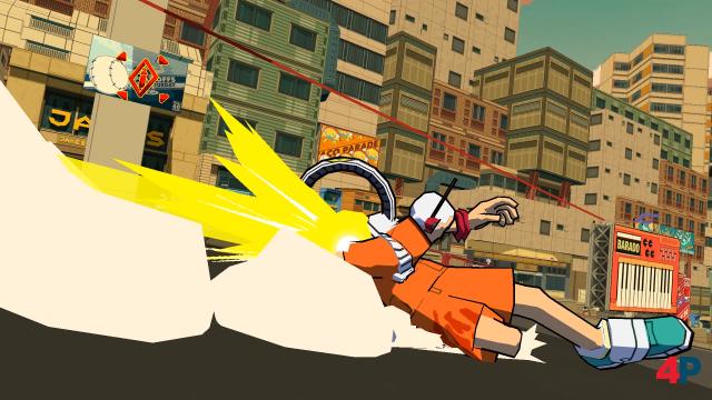 Screenshot - Bomb Rush Cyberfunk (PC)