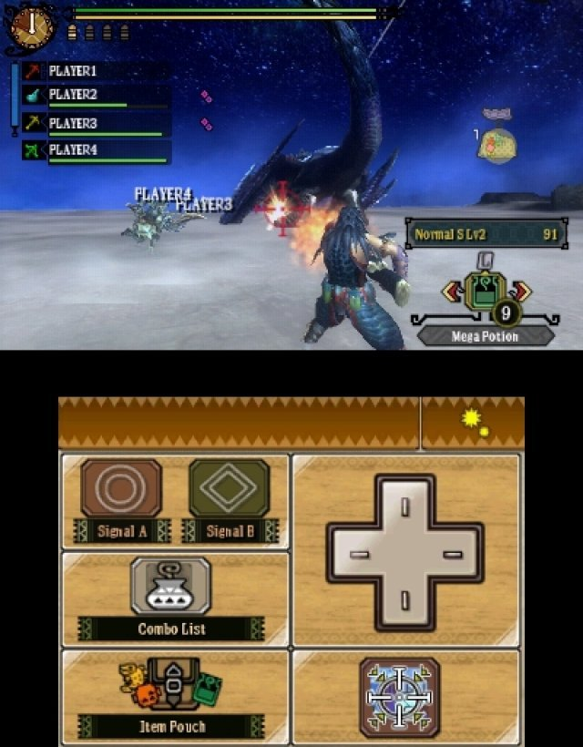 Screenshot - Monster Hunter 3 Ultimate (3DS) 92452337