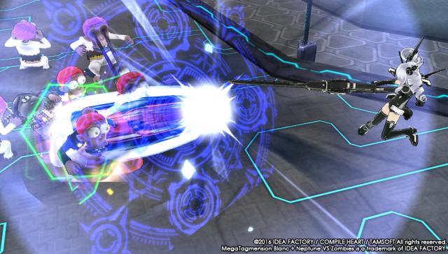 Screenshot - MegaTagmension Blanc   Neptune VS Zombies (PS_Vita) 92525114