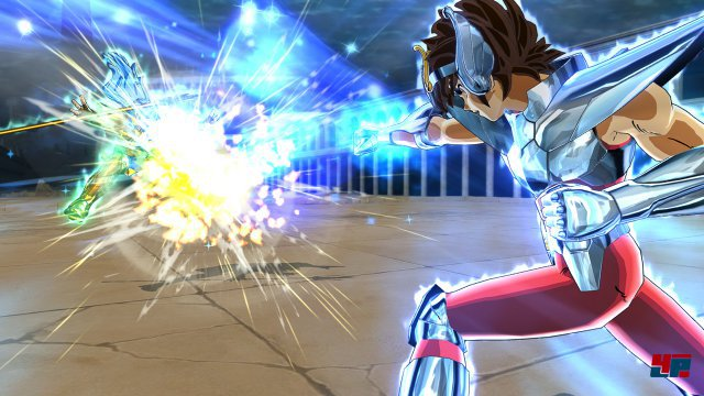 Screenshot - Saint Seiya: Soldiers' Soul (PC) 92503027