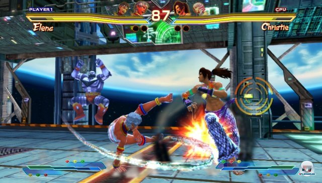 Screenshot - Street Fighter X Tekken (PS_Vita) 2387092