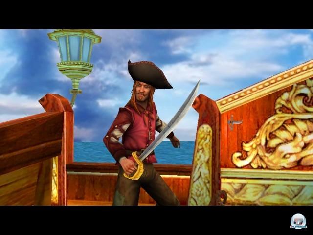 Screenshot - Sid Meier's Pirates! (iPad) 2242217