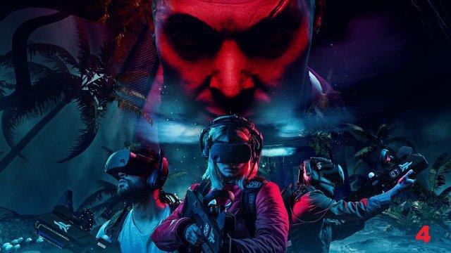 Screenshot - Far Cry VR: Dive into Insanity (VirtualReality)