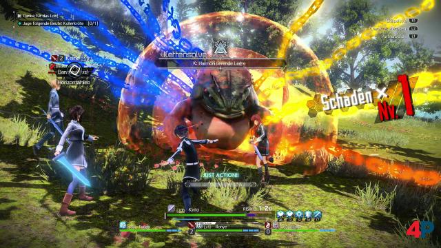 Screenshot - Sword Art Online: Alicization Lycoris (PS4) 92620125