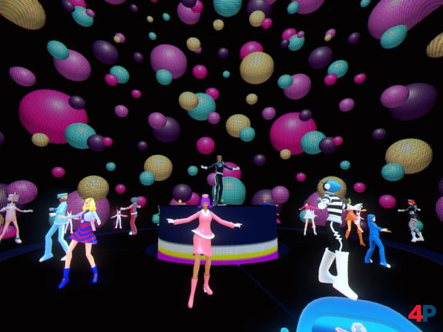 Screenshot - Space Channel 5 VR: Kinda Funky Newsflash! (PlayStationVR) 92608154