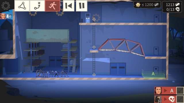 Screenshot - Bridge Constructor: The Walking Dead (PC)